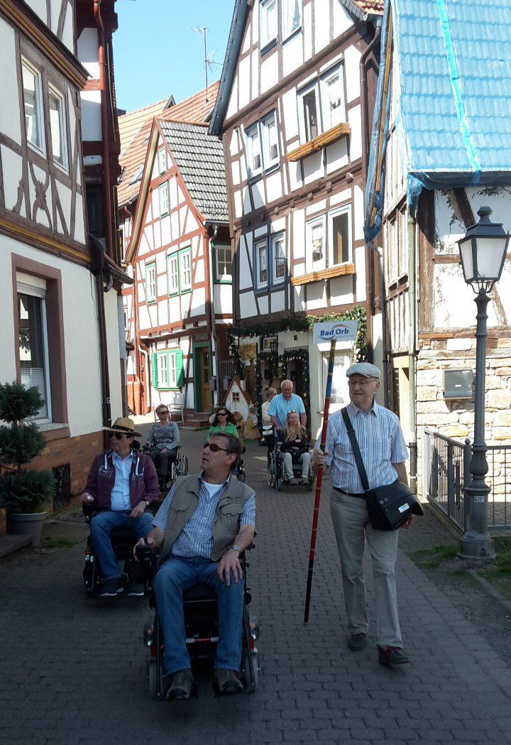 2019-04-20 Ausflug Schweinfurt