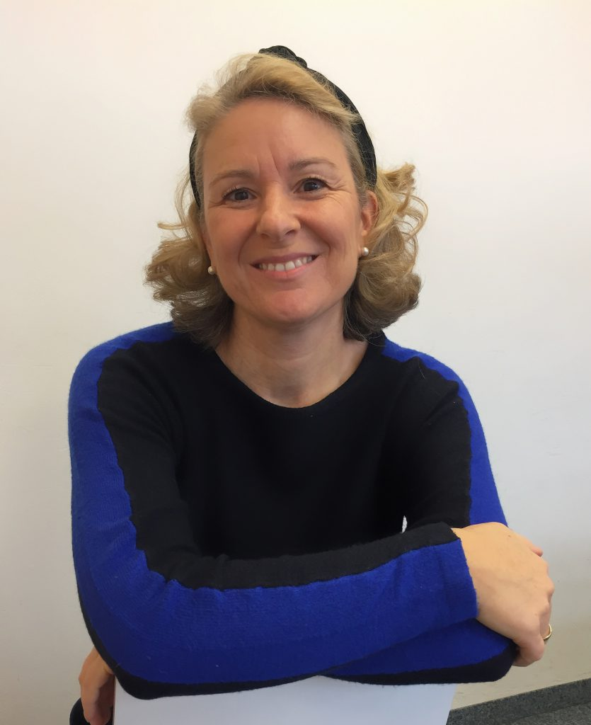 Foto Sekretariat Sabine Berger