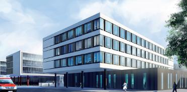 Gebäude der TU München